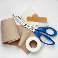 Wound Dressing Sterile70x50mm
