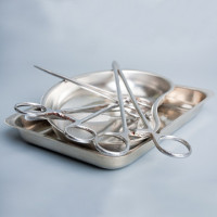 2 Instrument Set: Hernia & Appendicectomy Set